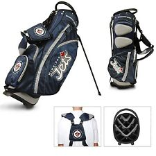 BRAND NEW Team Golf NHL Winnipeg Jets Fairway Stand Bag 15928