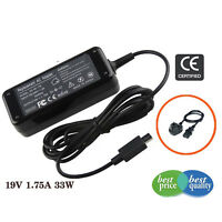 19V 1.75A Laptop Power Supply Adapter Plug Charger for ASUS EeeBook X205T X205TA