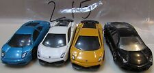 HOT WHEELS LOT OF 4 LAMBORGHINI MURCIELAGO GALLARDO LOOSE
