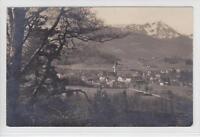 AK Siegsdorf, Oberbay, Foto-AK 1920
