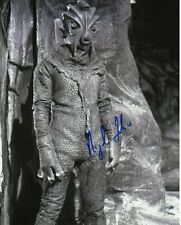 Doctor Who Autograph: NIGEL JOHNS (The Silurians) Signed Photo