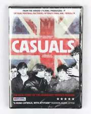 Casuals DVD (Region 2) - Documentary film about 80s Casual culture and clothing