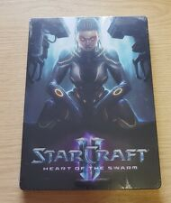 STARCRAFT HEART OF THE SWARM LIMITED COLLECTOR'S STEELBOOK G1 BRAND NEW & SEALED