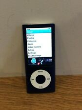 PURPLE APPLE IPOD NANO 5TH GENERATION A1320 8GB WITH CAMERA Ship Worldwide