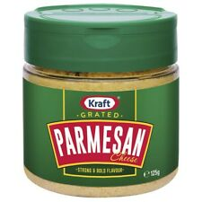 Kraft Grated Parmesan Cheese 125g