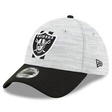 2021 Las Vegas Raiders New Era 39THIRTY NFL Sideline Training Camp Cap Hat