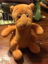 "Gund Classic Pooh Tigger Disney Plush Bean Bag 6"""