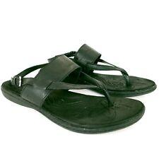 BOC Born Womens Sharin Slingback Comfort Strappy Sandals Black Size 9 M