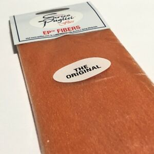 Enrico Puglisi EP Fibers Ocean Grey fly tying materials from BWCflies
