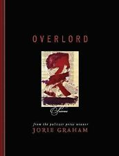 Overlord by Jorie Graham (2006, Paperback)