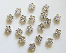 Alloy Any Purpose Flower Jewellery Making Craft Beads