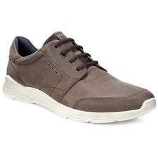 ECCO 100% Leather Lace-up Casual Shoes for Men