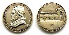 Medaglia Centenario Della Nascita Di Papa Giovanni XXIII 25 Novembre 1981 - Casa