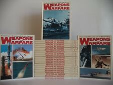 Weapons and Warfare The Illustrated Encyclopedia of 20th Century 24 Volumes by F