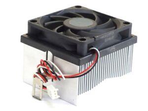 AMD AV-Z7LB00C001 PC CPU Processor Heat-Sink Socket AM2 AM3 FM1 FM2 3-Pin