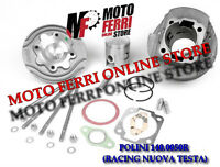 140.0050/R KIT GRUPPO TERMICO CILINDRO RACING POLINI 130 VESPA ET3 125 PRIMAVERA