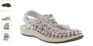 Keen Uneek Birch/Dawn Pink Active Sandal Shoe Women's US sizes 6-11 NEW!!!
