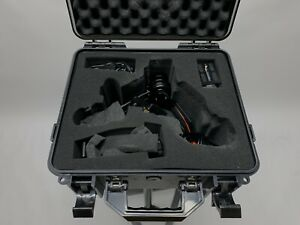 CAME-TV 3-Axis Gimbal electronic handheld stabilizer, 32-bit board with encoders