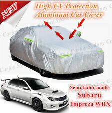 Premium Semi Tailor Made Waterproof Aluminum Car Cover Large Subaru Impreza WRX