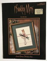 P. Buckley Moss My Little Star Cross Stitch Pattern Chart Dancer Ballet OOP 1997