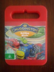 Chuggington - Rattling Rivets DVD