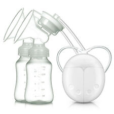 New Electric Breast Pump Double Intelligent Breastpump USB Charge Nipple Pump