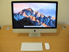 "Apple iMac late 2015 27"" - SANDISK 960GB SSD - 5K LCD - 16 GB RAM - M380 2GB"