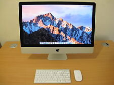 "Apple iMac late 2015 27"" - SANDISK 960GB SSD - 5K LCD - 16 GB RAM - M380 2GB"