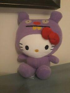 "Hello Kitty Trunko, Gund Ugly Doll 9 "" plush"