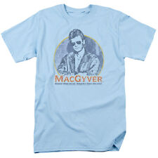 MacGyver Tv Show Braver Than Most Smarter Than the Rest T-Shirt All Sizes