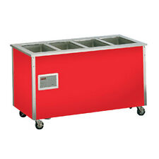 """Vollrath 36130 46"""" Signature Server Hot Food Station W/Stainless Steel Counter"""