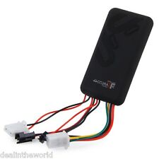 GT06 GPS GSM GPRS Vehicle Car Tracker Locator Anti-theft Tracking Alarm Black