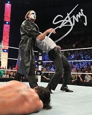 STING #3 (WWE) - 10X8 PRE PRINTED LAB QUALITY PHOTO PRINT