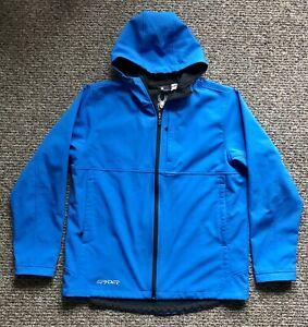 Spyder Able GTX Shell Ski/Snowboarding Jacket - Lagoon Blue - 100% Polyester