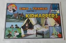 CINO E FRANCO CONTRO I KIDNAPPERS (ed. CLUB ANNI TRENTA)