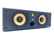 Bowers & Wilkins B&W CC6 S2 Centre Channel Speaker 120 Watts RMS Good Look