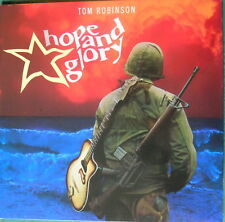 "Tom Robinson   ""  Hope and glory ""   33t  Gatefold 1984   NM/ NM"