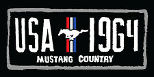 "Ford Mustang Towel Country 1964 Beach Pool FULLY LICENSED!!! 30""x60"""