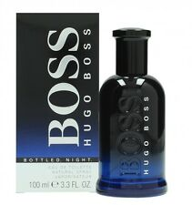 HUGO BOSS BOSS BOTTLED NIGHT EAU DE TOILETTE 100ML SPRAY - MEN'S FOR HIM. NEW