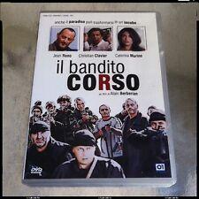 IL BANDITO CORSO Jean Reno Clavier Murino RARO DVD Vendita FUORI CATALOGO Azione