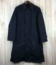 Vintage Army US Military All Weather Trench Rain Coat Mac Removable Liner 38R M