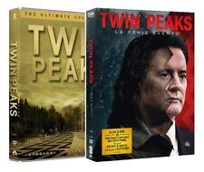 TWIN PEAKS - I Segreti Di Twin Peaks LA SERIE TV COMPLETA 01 - 03 (20 Dvd)