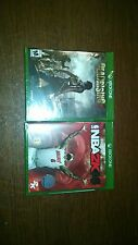 Dead Rising 3 + NBK2K14 (Good Seal + In plastic)(Xbox One)