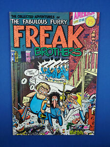 FABULOUS FURRY FREAK BROTHERS 1 VF 1971
