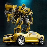 WJ Transformers Masterpiece M03 Bladed Bumblebee Action Figure Alloy WeiJiang
