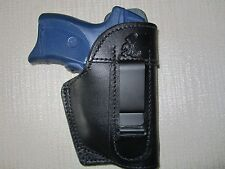 RUGER LC9 with CT laser, IWB  right hand holster with sweat shield