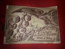 WW2 PRIMO CORSO ALLIEVI UFFICIALI 1944