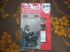 RTL Et BD MUSIC Présentent B.B.KING - CD Best Of + 1BD + 1 BIOGRAPHIE  NEUF