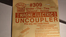 HO KADEE #309 UNCOUPLER DELAYED-ACTION MAGNE-ELECTRIC UNDER THE TIES ONE KIT