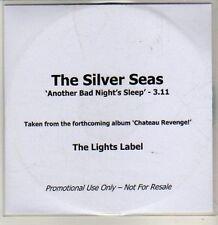 (CQ842) The Silver Seas, Another Bad Night's Sleep - DJ CD
